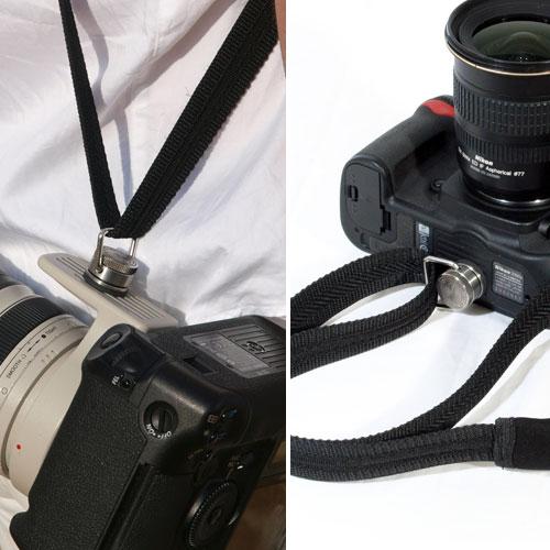 <プロ>一眼レフ用カメラストラップ
