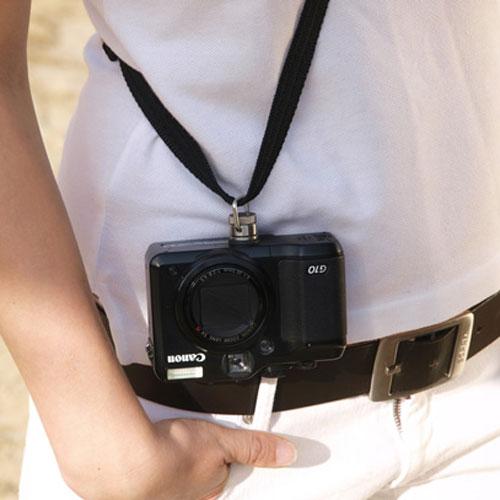 【コンパクト】コンパクトなデジカメに最適なカメラストラップ